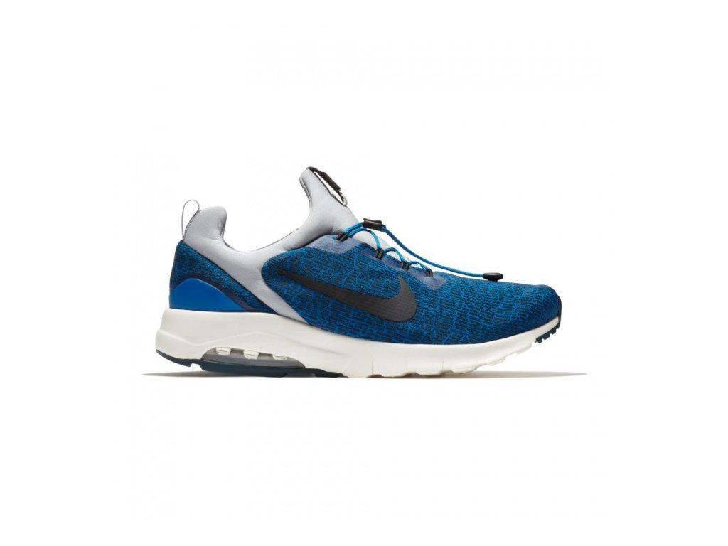 NIKE - obuv RUN AIR MAX MOTION RACER blue (Velikost 10)