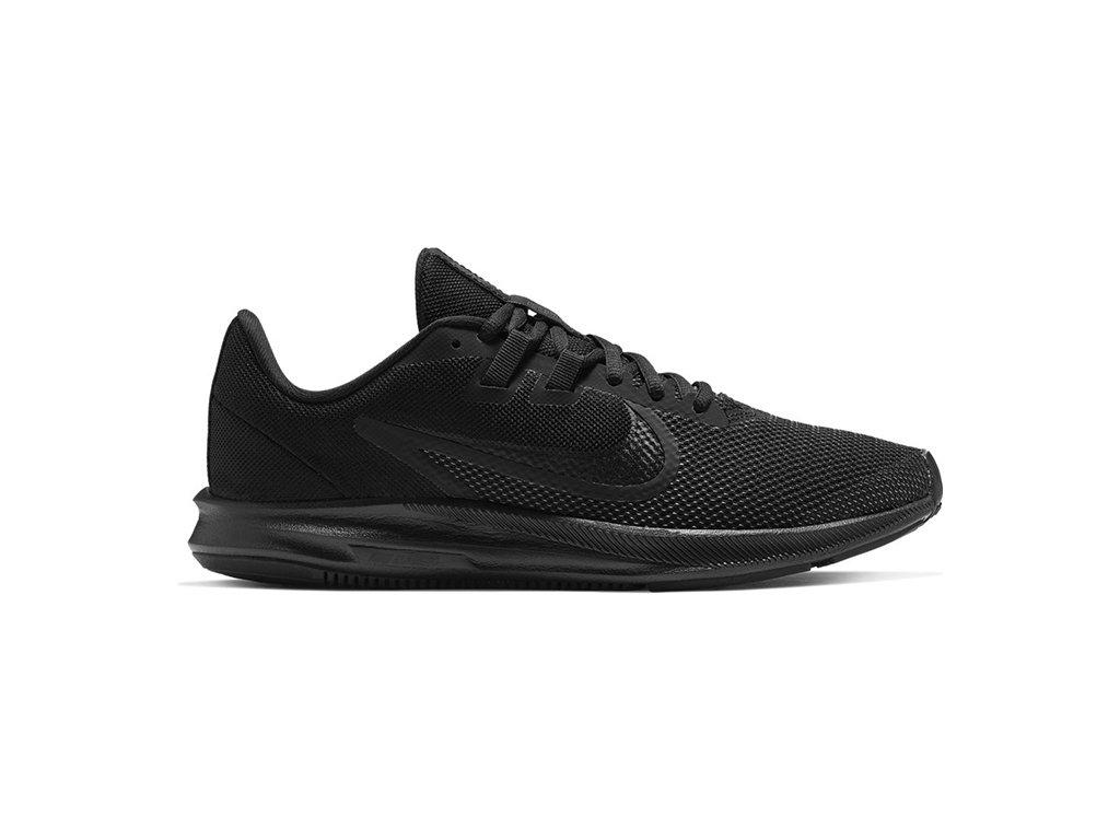 NIKE - obuv RUN DOWNSHIFTER 9 black (Velikost 5.5)