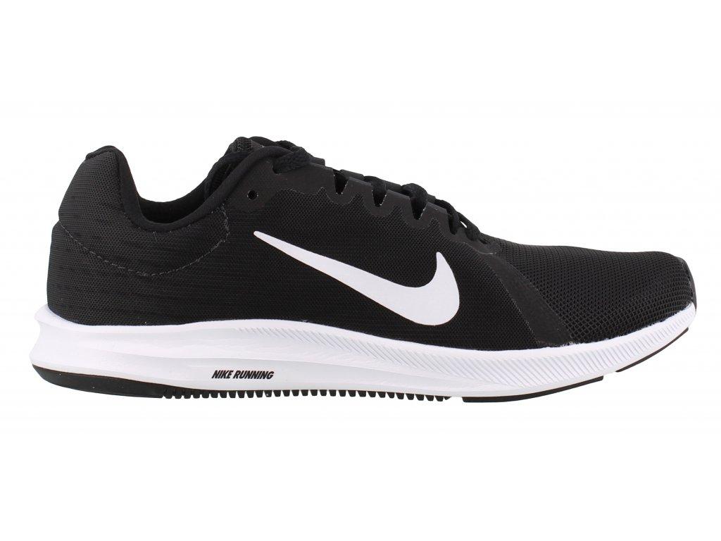 NIKE - obuv RUN Nike Downshifter 8 black (Velikost 6.5)