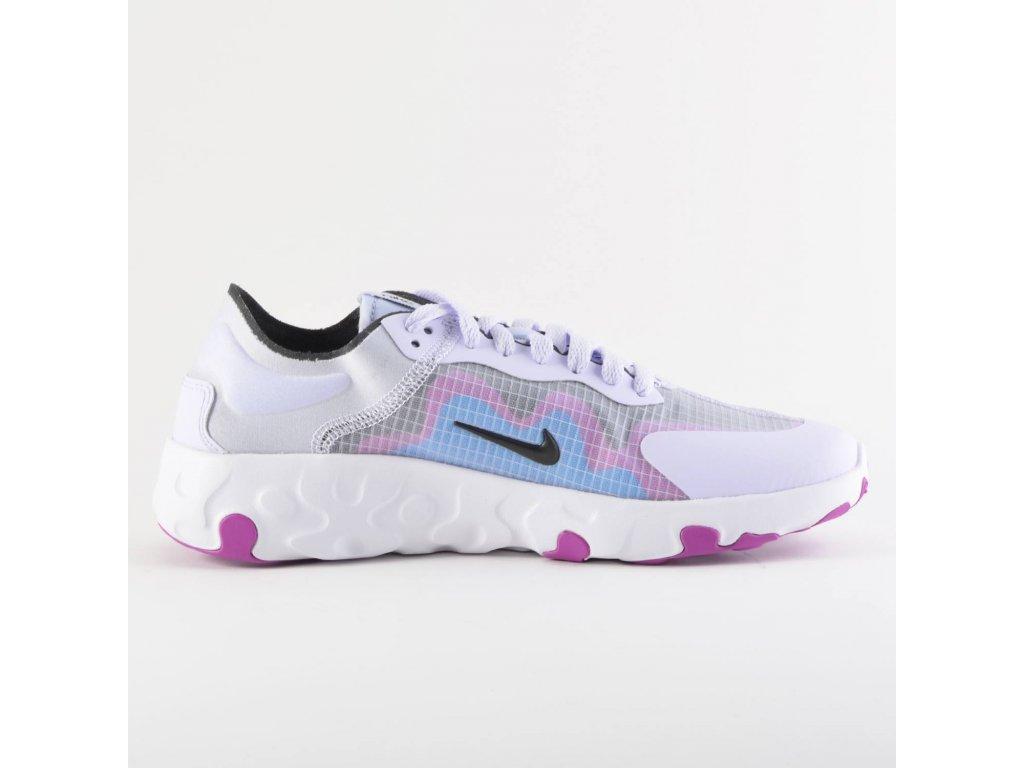NIKE - obuv RUN Renew Lucent pink violed (Velikost 6)