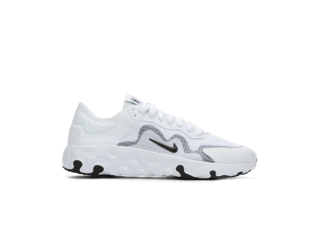 NIKE - obuv RUN Renew Lucent white (Velikost 6)