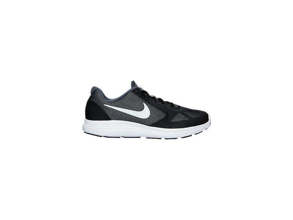 Nike - obuv RUN Revolution 3 (GS) (Velikost 7Y)