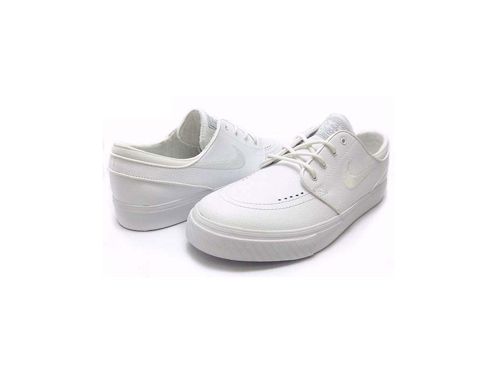 NIKE - obuv STR  ZOOM STEFAN JANOSKI L White (Velikost 7.5)