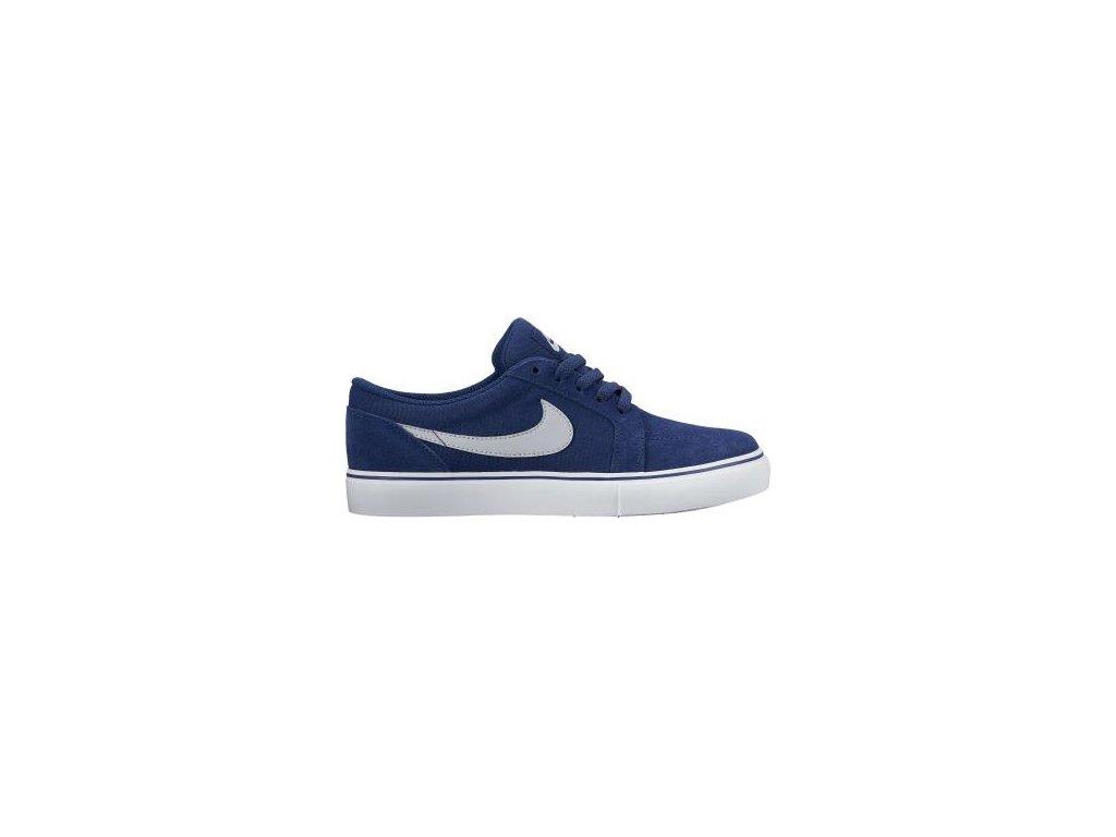 Nike - obuv STR Boys\' SB Satire II (GS) Skate Shoe (Velikost 5.5Y)