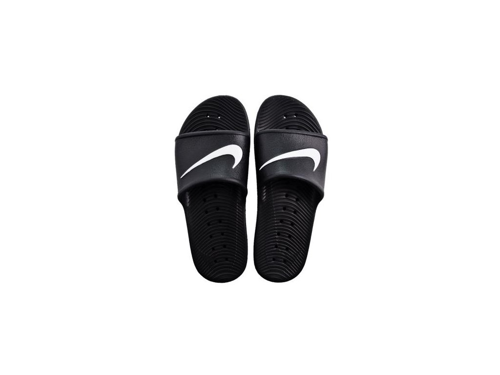 NIKE - šľapky Kawa Shower Slide black (Velikost 10)
