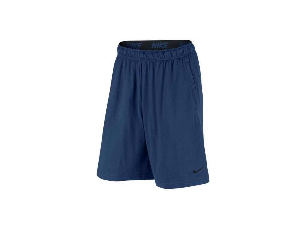 NIKE - šortky TRAINING SHORT dark blue (Velikost L)