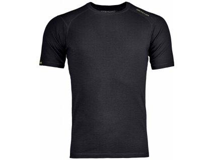 Ortovox - tričko T 145 Ultra Short Sleeve black raven