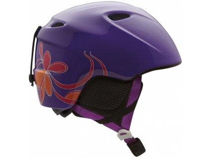 prilba GIRO SLINGSHOT *13 purple whirl (Velikost XS/S)