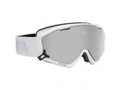 ALPINA - okuliare L PANOMA S MAGNETIC QMM white (Velikost TU)