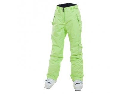 Rossignol nohavice OT GIRL CARGO PANT Limonade (Velikost T14)