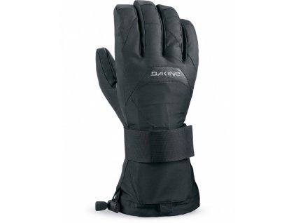 rukavice WRISTGUARD GLOVE čierna (Velikost L)