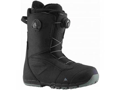 BURTON - obuv SNB RULER BOA black (Velikost 10)