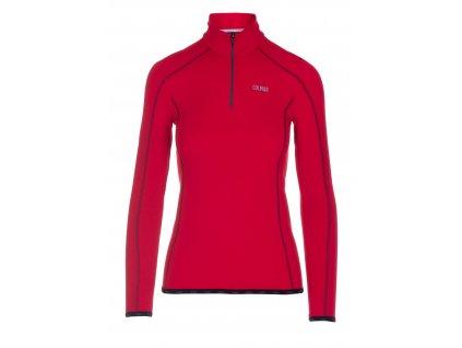 Colmar - mikina Ladies Sweatshirt red (Velikost 34)