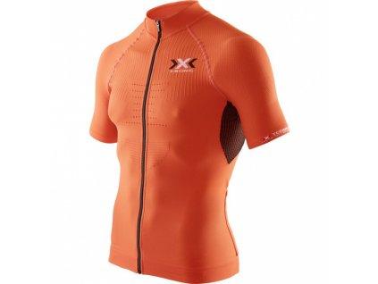 X-BIONIC-tričko  BIKING MAN THE TRICK orange (Velikost M)