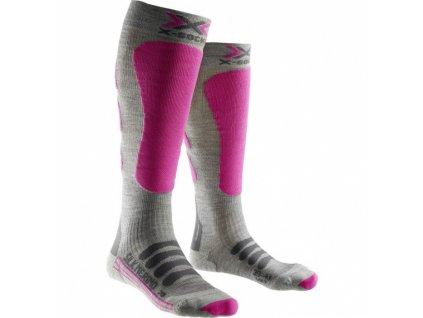 X-SOCKS ponožky T SKI SILK MERINO LADY (Velikost 35/36)