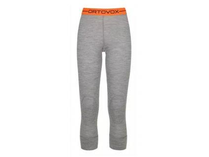 Ortovox kalhoty 191 Rock'N'Wool Short Pants W grey blend