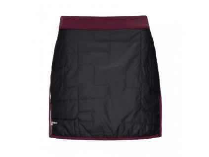 Ortovox sukně Swisswool Piz Boe Skirt black raven