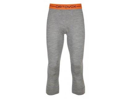 Ortovox kalhoty 185 Rock'n'Wool Short Pants grey