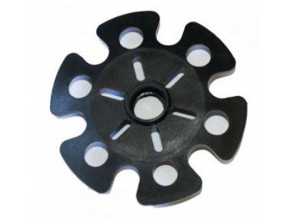 High Colorado taniere Tourenteller black (Velikost 120mm)