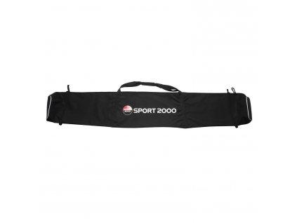 Sport 2000 vak na lyže Basic black (Velikost UNI)