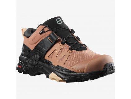 Salomon obuv X Ultra 4 GTX W mocha mousse 1