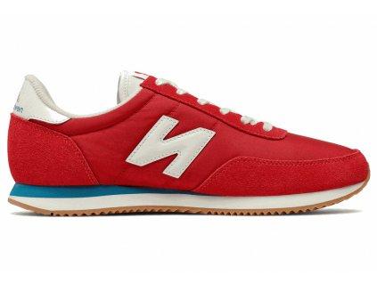 new balance topánky červené