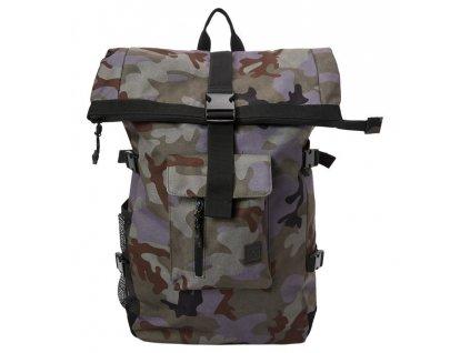 DC ruksak Roll Up Bag 2 woodland camo