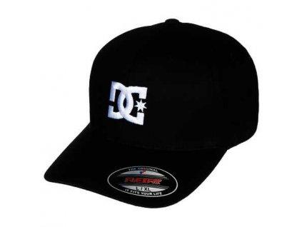 DC - siltovka CAP STAR 2 BLACK (Velikost L/XL)