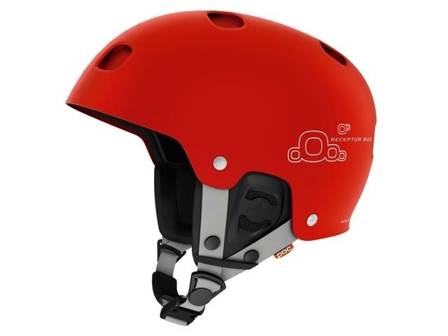 POC helma Receptor Bug Bohrium Red 15/16 Velikost: L