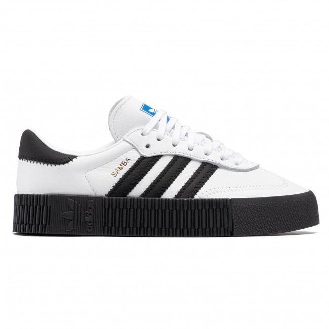 Adidas obuv Sambarose white Velikost: 4