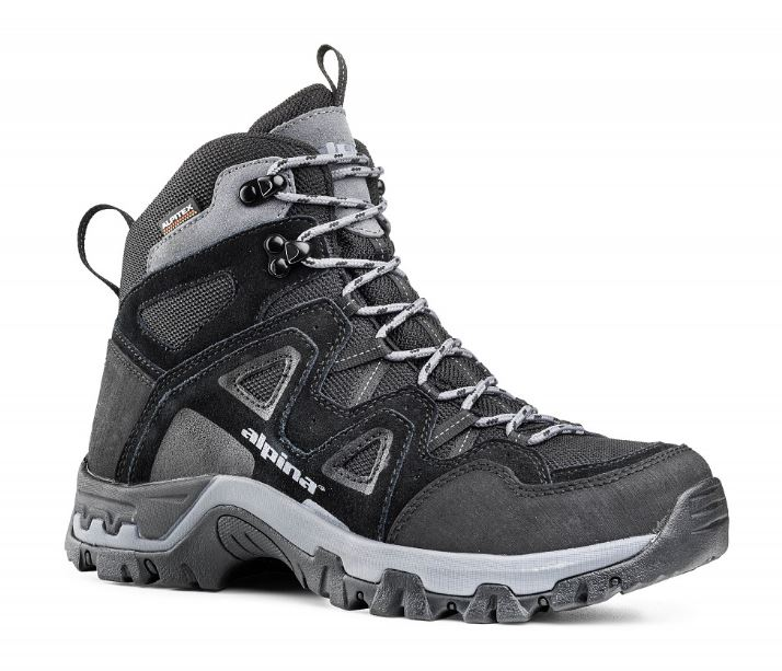 Alpina obuvACKER grey Velikost: 44