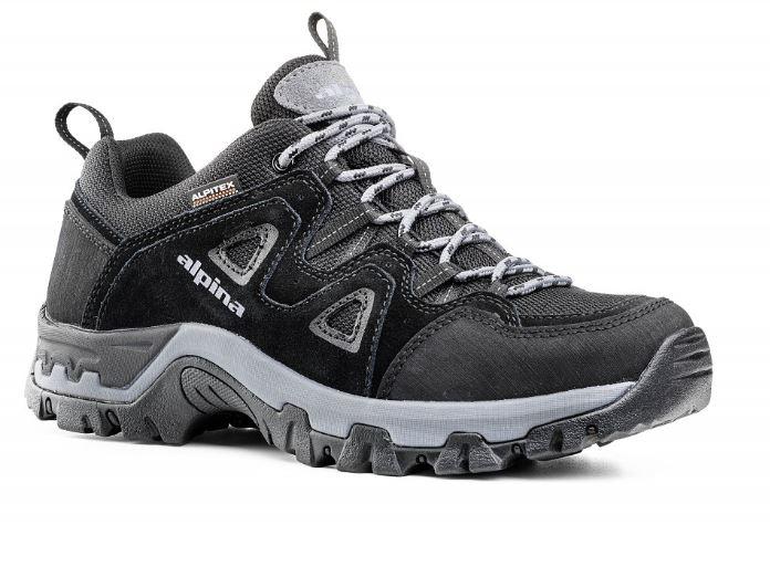 Alpina obuvACKER LOW grey Velikost: 44