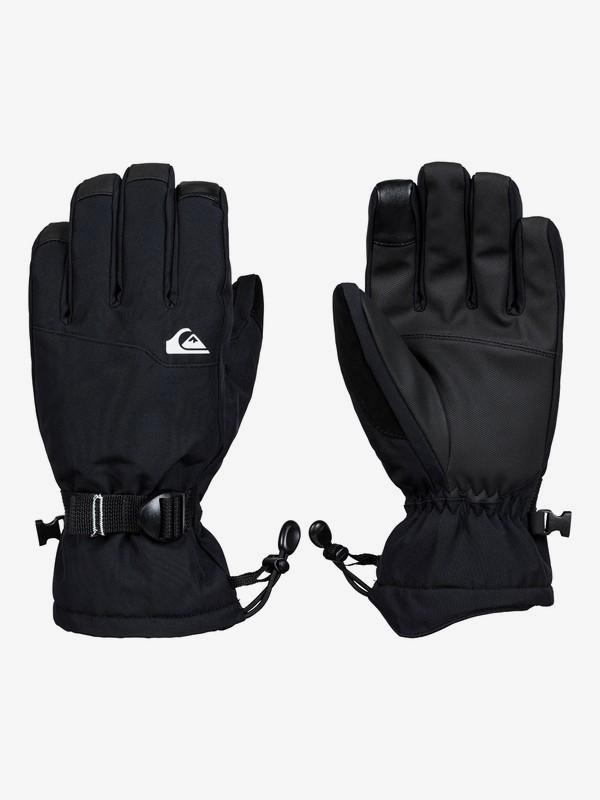 Levně Quiksilver - rukavice L Mission Glove black