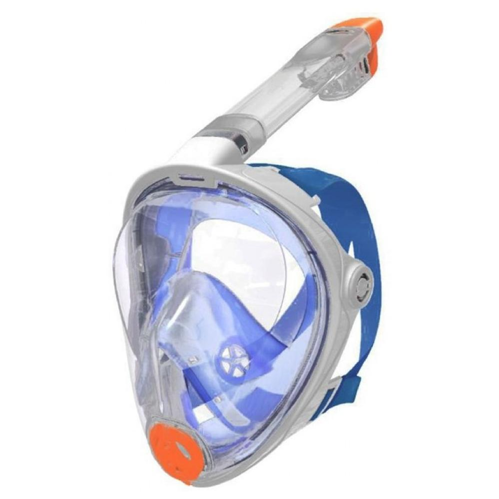 AQUALUNG - potáp.maska FULL FACE MASK blue Velikost: L-XL