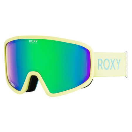Roxy - brýle L FEENITY sunny lime Velikost: UNI