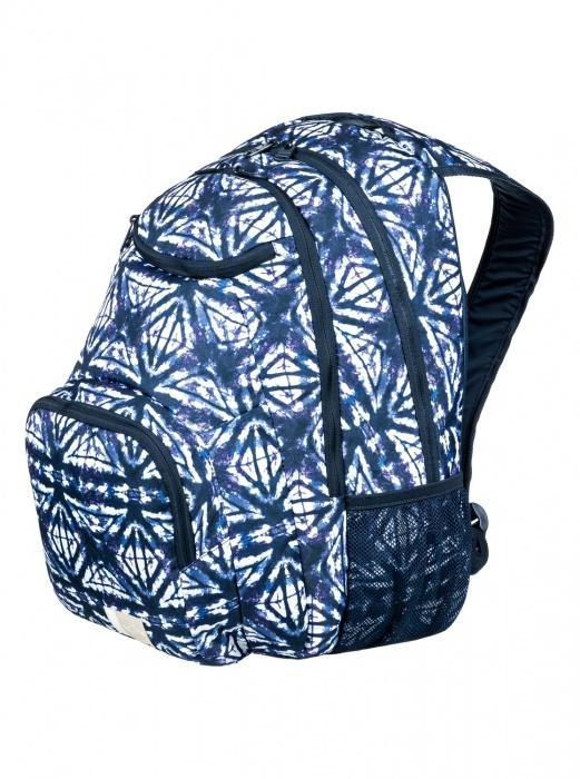 Roxy - batoh SHADOW SWELL 24L dress blues geometric feeling Velikost: UNI