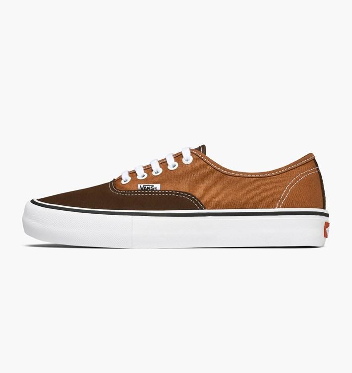 Vans obuv AUTHENTIC PRO brown Velikost: 10