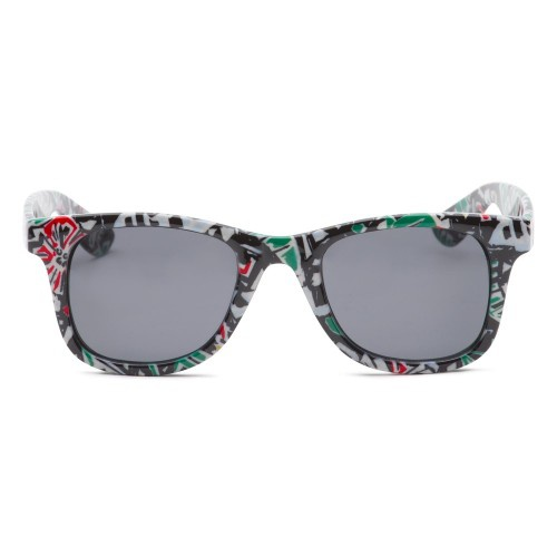 Vans - brýle F JANELLE HIPSTER SU VVXLJ5K WHITE MUL Velikost: TU