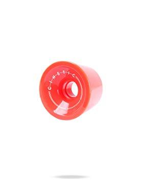 Cinetic kolečka CROP 70mmx57mm 82a Cinetic Wheels red Velikost: 70mm
