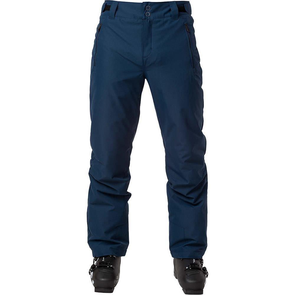 Rossignol nohavice Classique Pant dark blue Velikost: L
