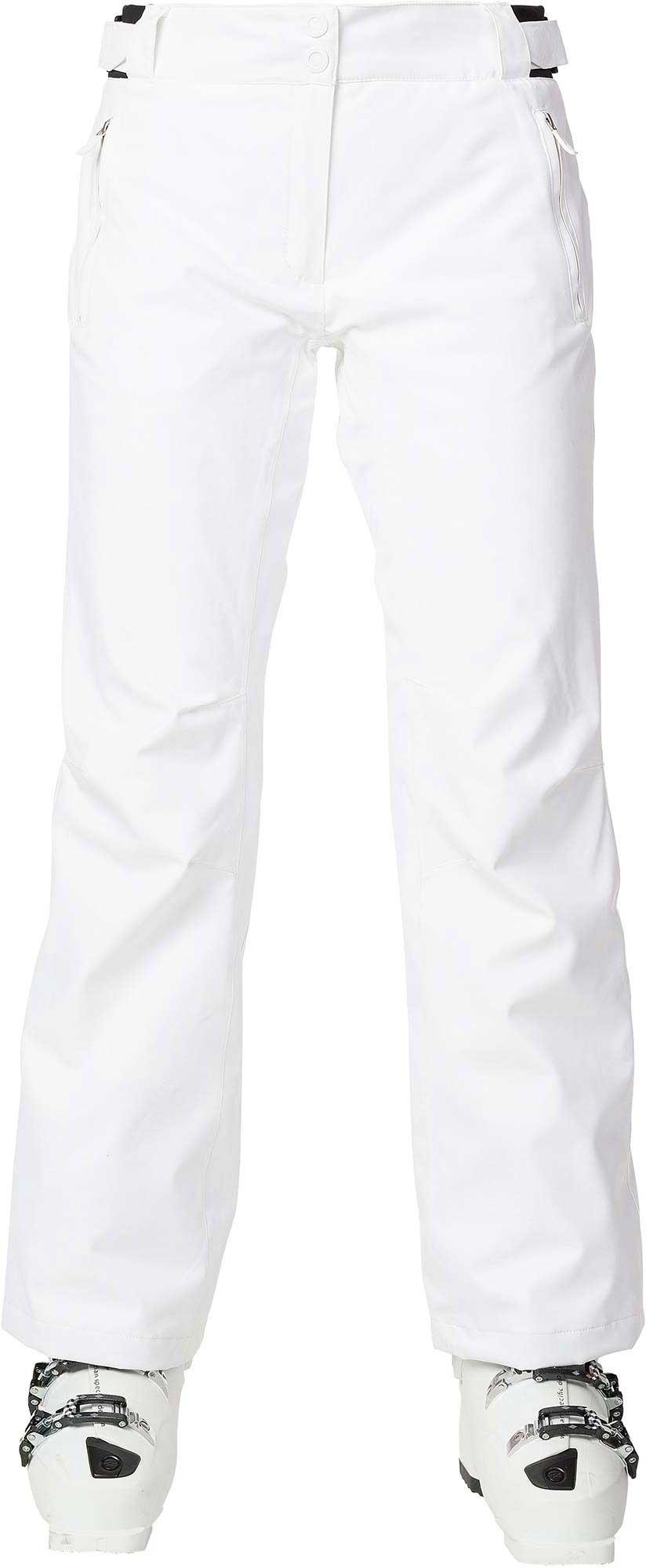 Rossignol nohavice W Ski Pant white Velikost: M