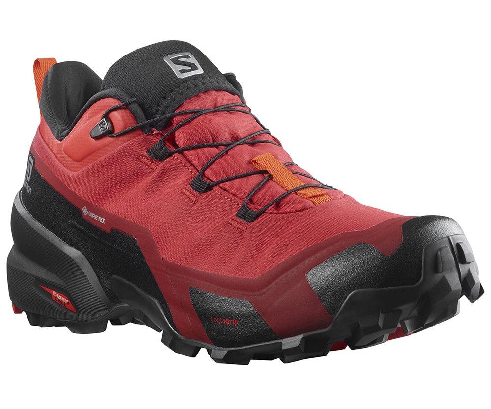 Salomon obuv Cross Hike GTX goji berry Velikost: 5