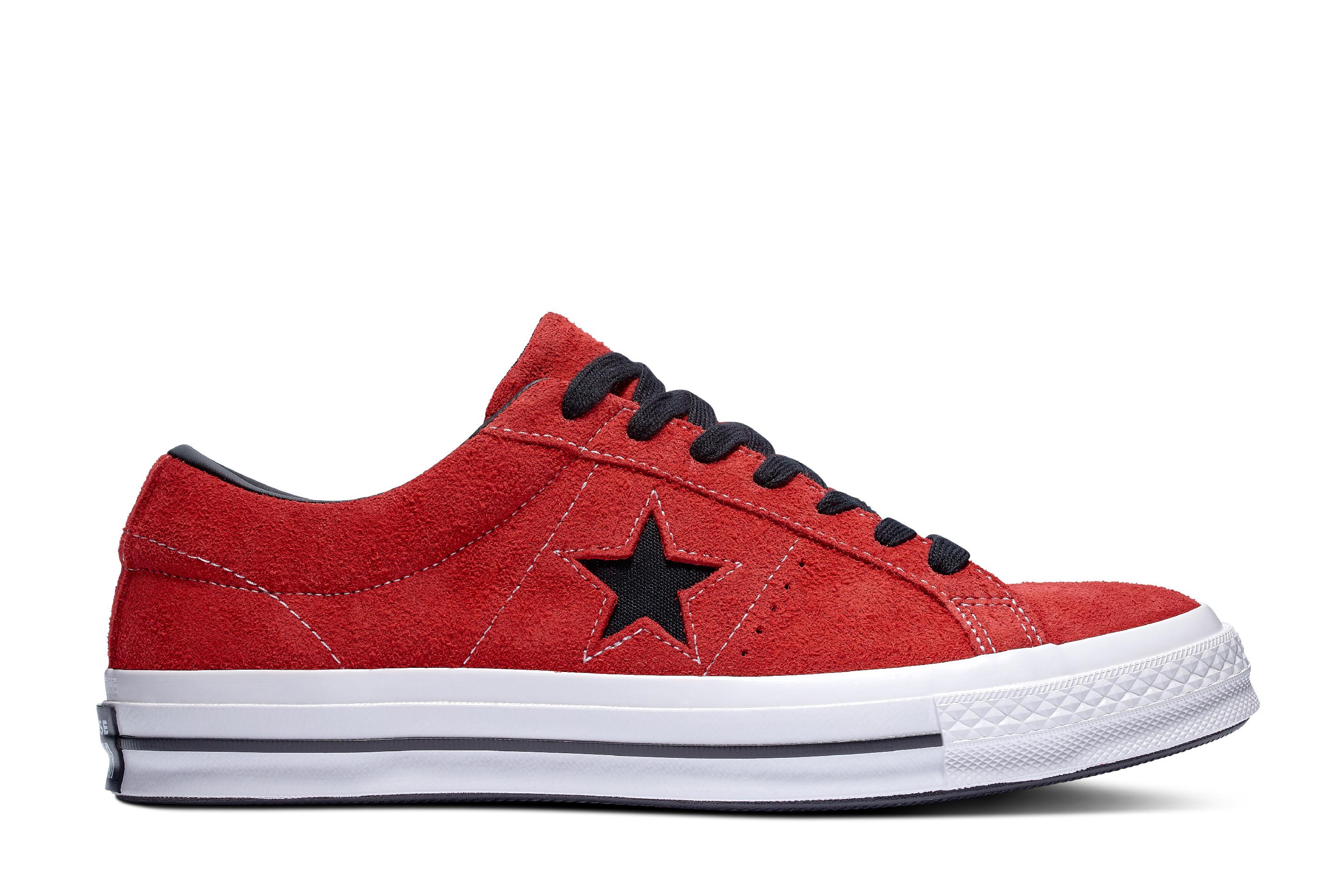 Converse obuv ONE STAR flame Velikost: 42