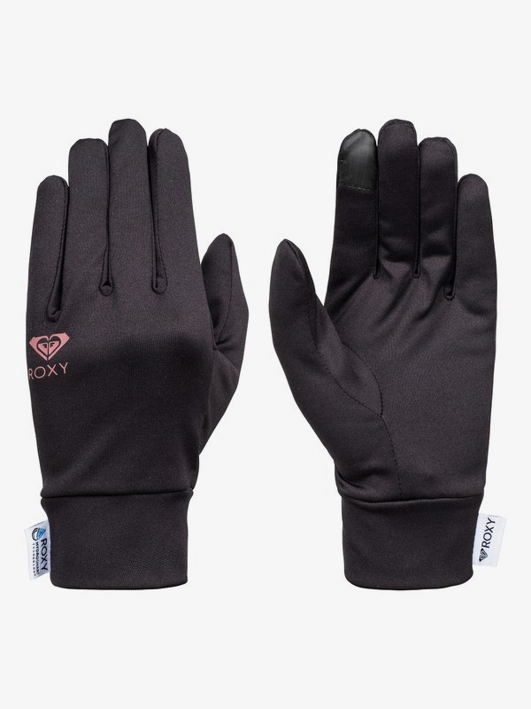 Roxy rukavice Liner Gloves true black Velikost: L