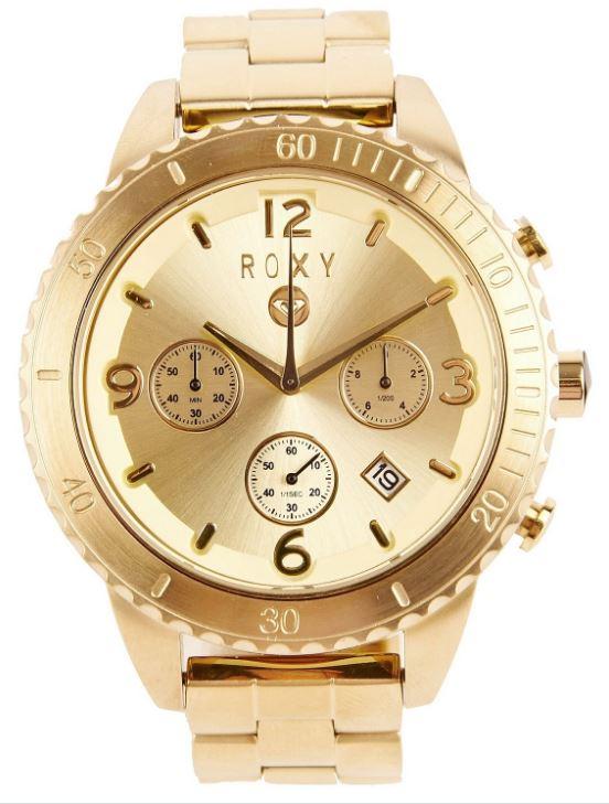 ROXY hodinky MISTRESS CHR Gold Velikost: TU