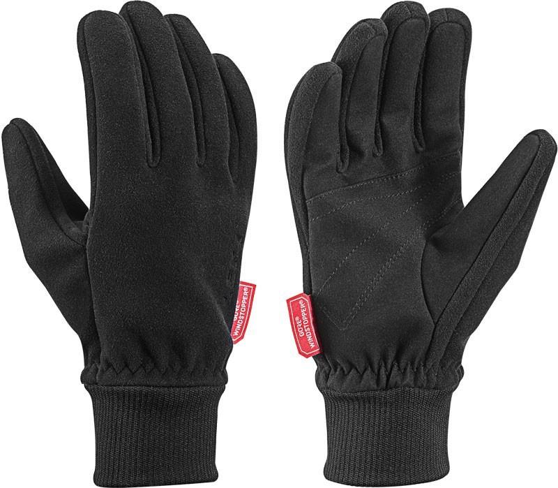 Leki - rukavice Trek black Velikost: 9.5