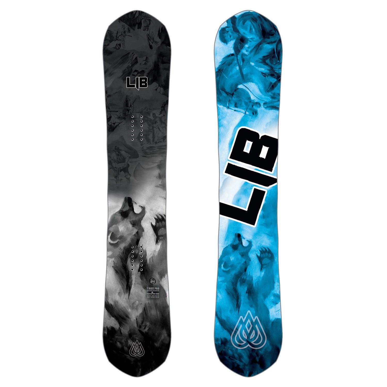 Lib-Tech - snowboard T-Rice Pro HP C2 pointy 18/19 Velikost: 164.5