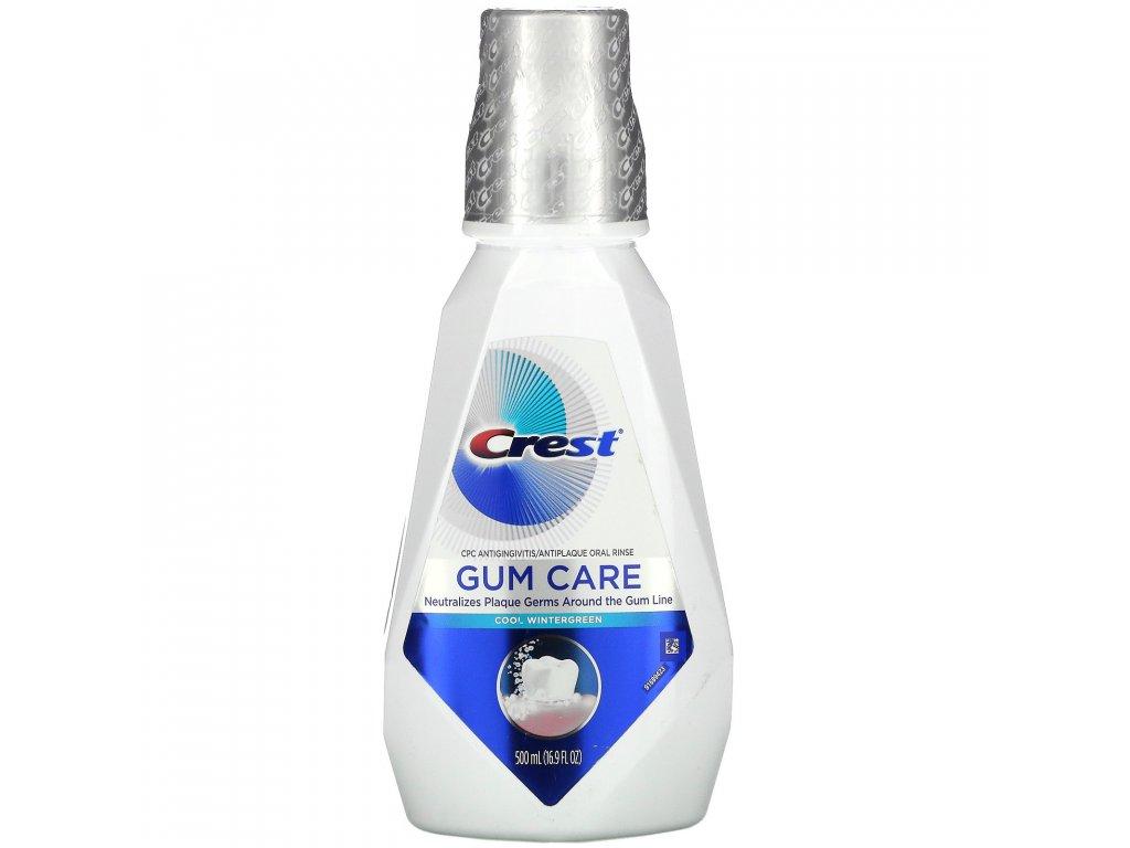 crest ústní voda gum care 500ml