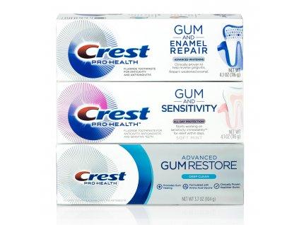 set pasty gum restore gum sensitivity and enamel repair