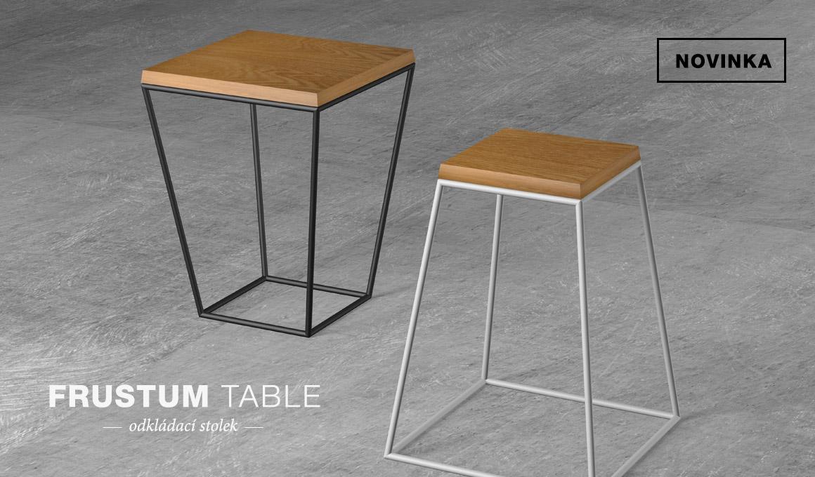 Frustum Table odkládací stolek